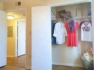 Closet - Ridgeview at Garden Mills - Prattville, AL