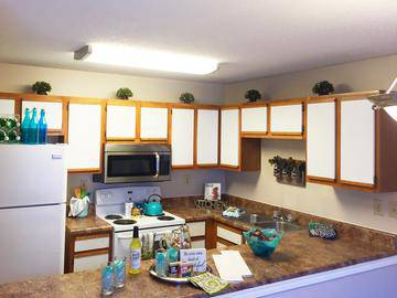 Kitchen - Ridgeview at Garden Mills - Prattville, AL