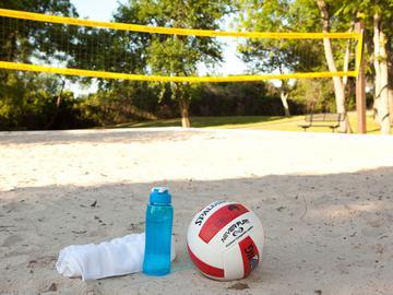 Sand Volleyball Court - Ridgeview at Garden Mills - Prattville, AL