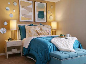 Bedroom - Summit Terrace - Prattville, AL