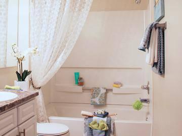Bathroom - The Mills at 601 - Prattville, AL