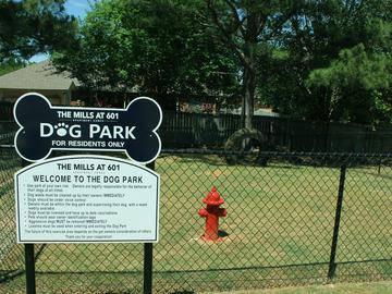 Dog Park - The Mills at 601 - Prattville, AL