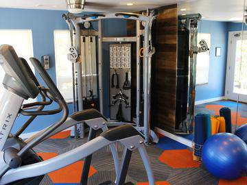 Fitness Center - The Mills at 601 - Prattville, AL