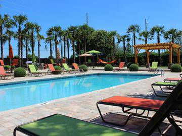 Resort-Style Pool - The Mills at 601 - Prattville, AL
