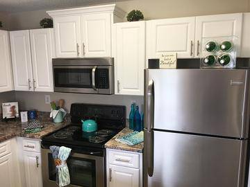 Stainless Steel Appliances - The Mills at 601 - Prattville, AL