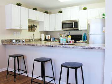 Updated Kitchens - The Mills at 601 - Prattville, AL