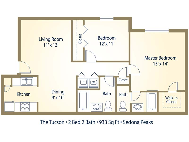Sedona Peaks Avondale AZ Floor Plans And Pricing