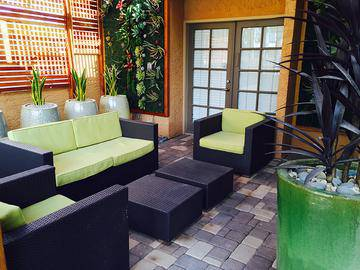 Outdoor Lounge - Beacon at 601 - Mesa, AZ