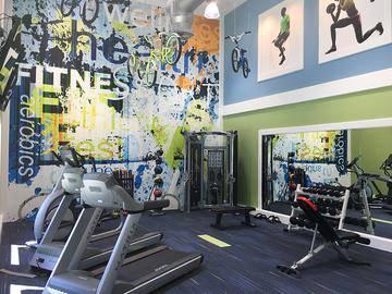 Fitness Center - Beacon at 601 - Mesa, AZ