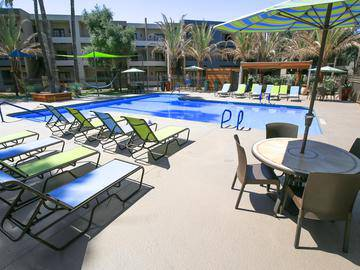 Resort Style Pool & Spa - Beacon at 601 - Mesa, AZ