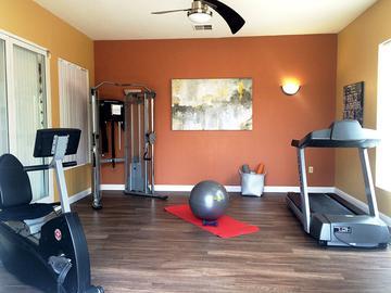 Fitness Center - Exchange on the 8 - Mesa, AZ