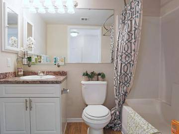 Remodeled Bathrooms - Exchange on the 8 - Mesa, AZ
