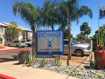Welcome to Exchange on the 8 - Exchange on the 8 - Mesa, AZ