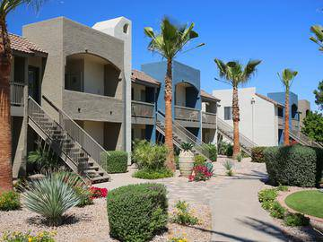 Building Exterior - Level 550 - Mesa, AZ