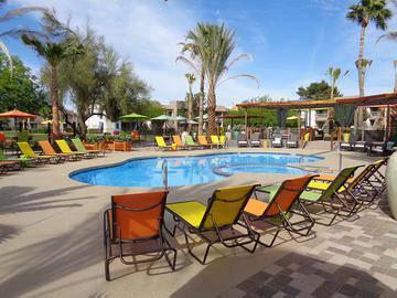 Expansive Sundeck - Level 550 - Mesa, AZ