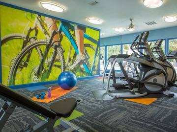 Fitness Center - Luxe 1930 - Mesa, AZ