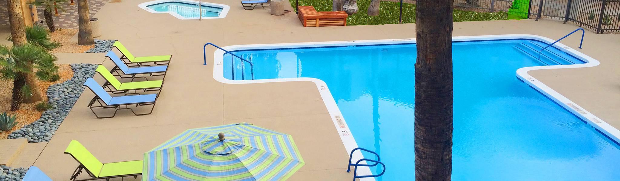 Mesa az apartments for rent aspen square management for Pool fill in mesa az