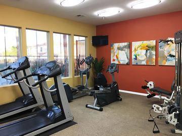 Fitness Center - Rancho Del Sol - Peoria, AZ