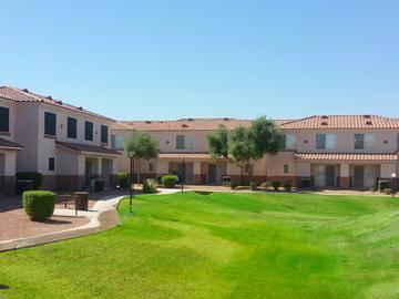 Courtyard - Rancho Del Sol - Peoria, AZ