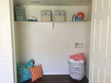 Laundry Connections - Rancho Del Sol - Peoria, AZ