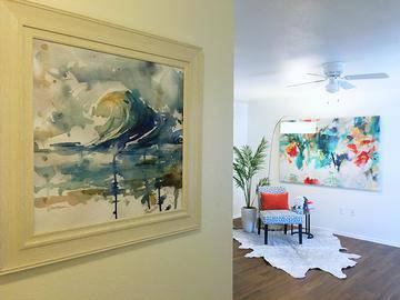 Living Room - Rancho Del Sol - Peoria, AZ