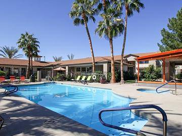 Pool and Spa - Promenade at Grand - Surprise, AZ
