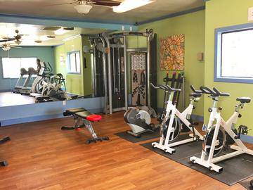 Fitness Center - Domain 3201 - Tucson, AZ