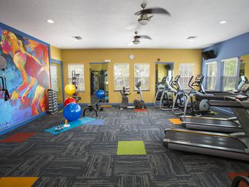 Fitness Center - Domain 3201 - Tucson, AZ