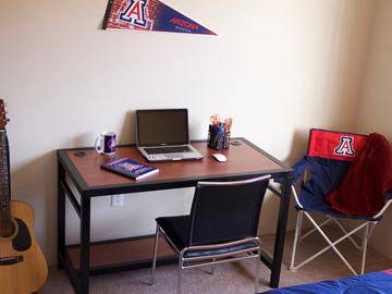 Furnished Apartments Available - The Ledges at West Campus - Tucson, AZ