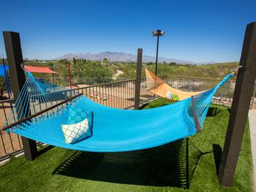Hammock Garden - The Ledges at West Campus - Tucson, AZ