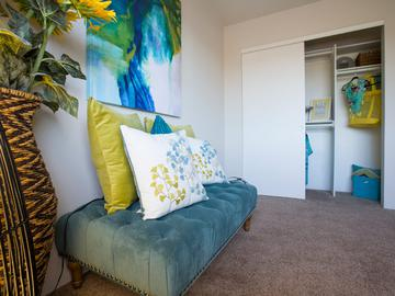 4x2 Bedroom 2 - The Ledges at West Campus - Tucson, AZ