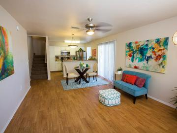 Spacious Open Floor Plans - The Ledges at West Campus - Tucson, AZ