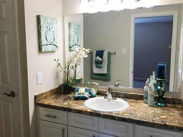 Master Bathroom - Wellington at Chenal - Little Rock, AR