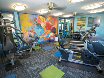 Fitness Center - Wellington at Chenal - Little Rock, AR