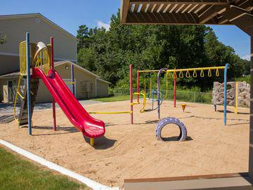 Playground - Wellington at Chenal - Little Rock, AR