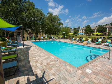 Resort-Style Pool - Wellington at Chenal - Little Rock, AR