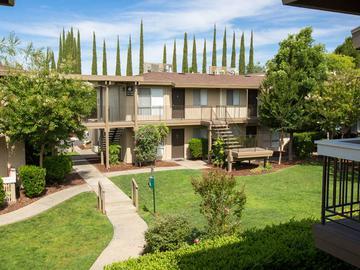 Building Exterior - Abby Creek Apartment Homes - Carmichael, CA