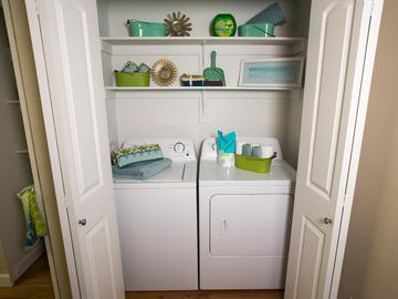 Laundry - Abby Creek Apartment Homes - Carmichael, CA