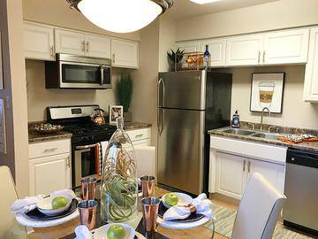 Kitchen - Cambridge House - Davis, CA