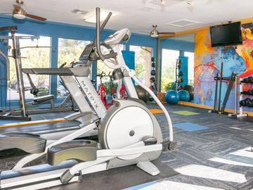 Fitness Center - Cambridge House - Davis, CA