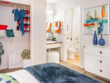 Master Bedroom - Cambridge House - Davis, CA