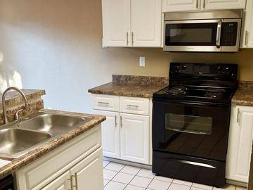 Kitchens with White Cabinetry - Bridle Creek - Modesto, CA