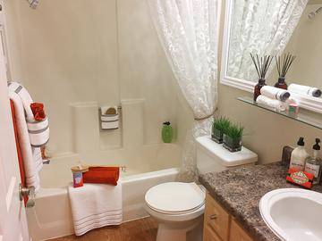 Bathroom - Manchester Court - Modesto, CA