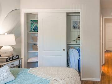 Bedroom Closets - Manchester Court - Modesto, CA