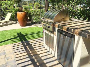 Outdoor Grilling Kitchen - Manchester Court - Modesto, CA