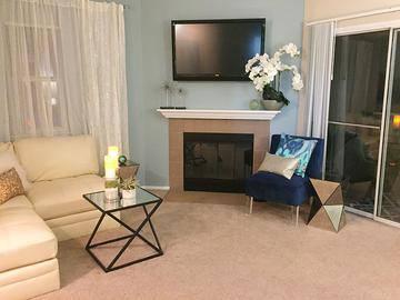 Living Room - Summerview - Modesto, CA