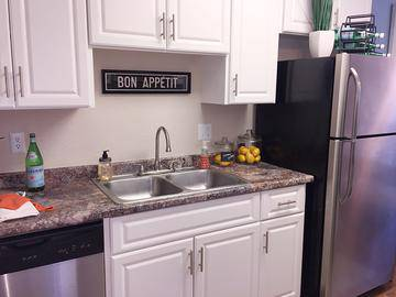 Stainless Steel Appliances - Summerview - Modesto, CA