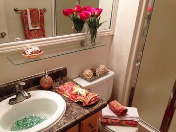 Master Bathroom - The Commons - Modesto, CA