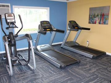 24-Hour Fitness Center - The Preserve at Spring Lake - Altamonte Springs, FL