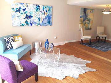 Living Room - The Preserve at Spring Lake - Altamonte Springs, FL